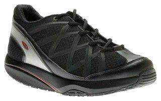 MBT Sport 3 extra wide Sneaker black