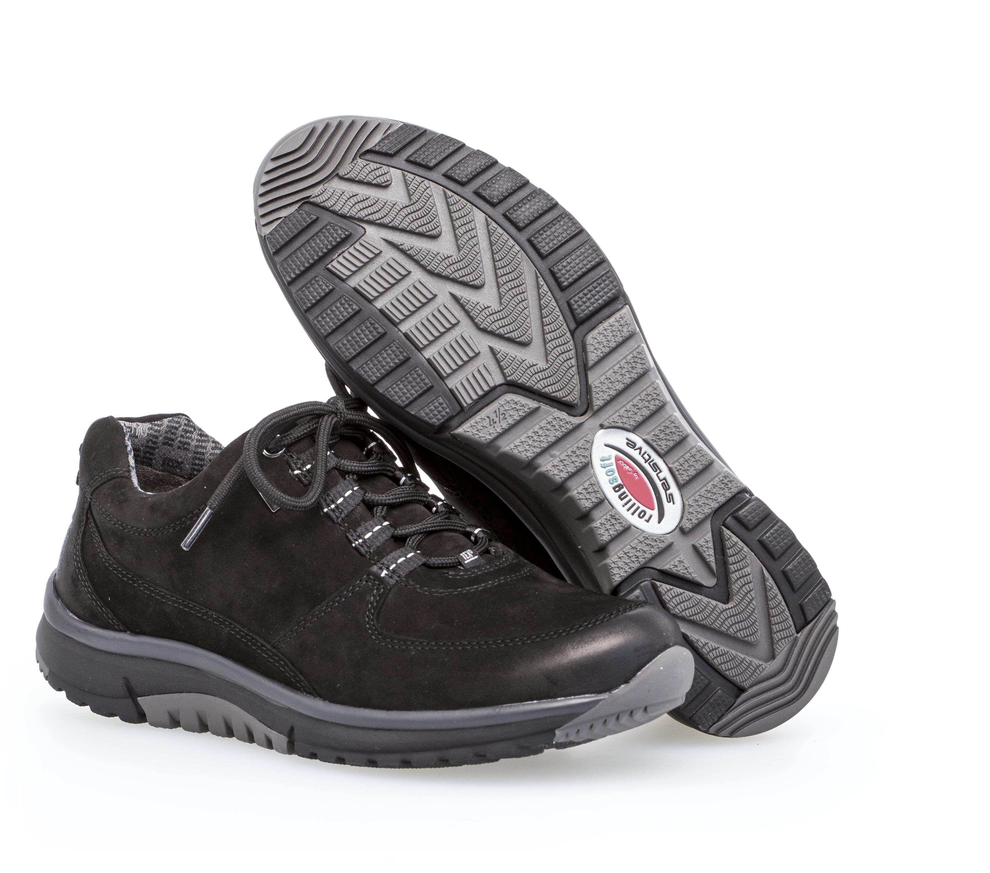 Gabor Tex Rolling Soft 36.996.87 Schwarz Sneaker