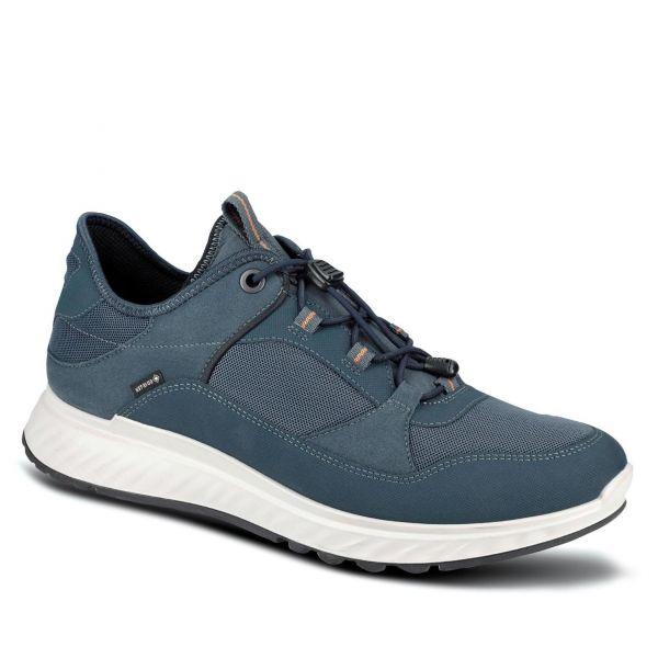 Ecco 83533455138 marine blau GTX
