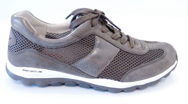 Gabor 66.966.28 Rolling Soft Fumo Argento Sneaker