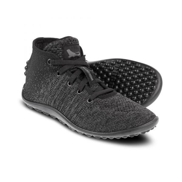 Leguano Go Mixed Black Sneaker
